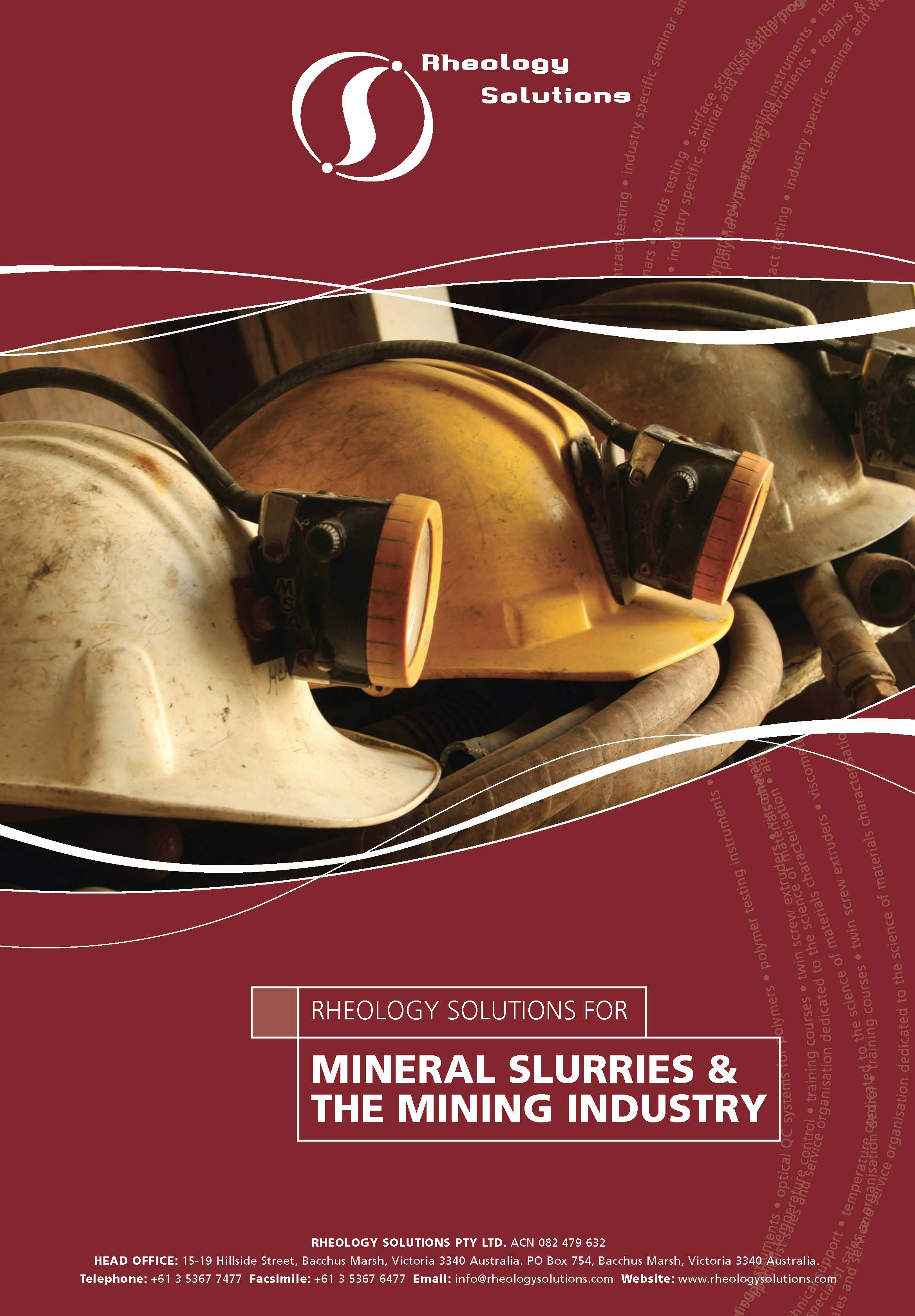 Mineral Slurry Industries Product & Services