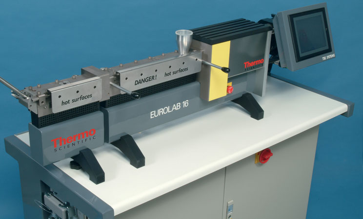 Thermo Scientific EuroLab 16mm XL | Rheology Solutions