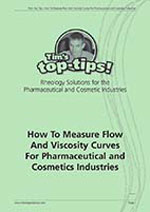 Pharmaceutical, Cosmetic &amp; Allied Industries Tim's Top Tips