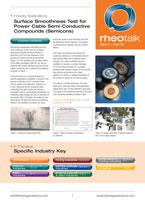 RheoTalk Dec 2011 - March 2012