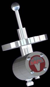 Marimex ViscoTron VP-1000C Sensor