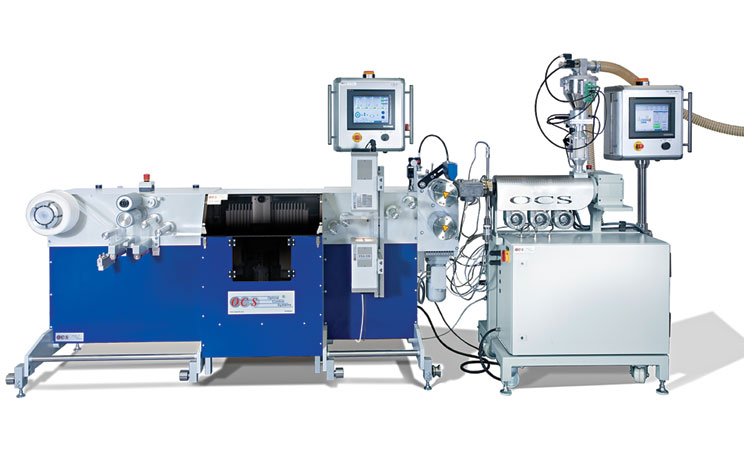On Line Analyzer : Brand product name optical control systems rheology